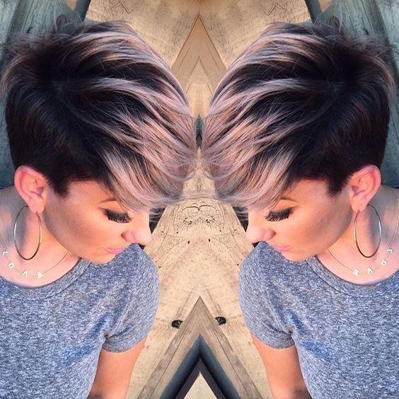 10 Easy, Women Short Hairstyles Inspiration: Pixie Hair Cuts - Love this Hair
