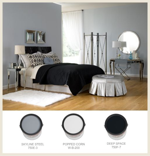 Silver Bedroom Furniture Ideas Color Schemes
