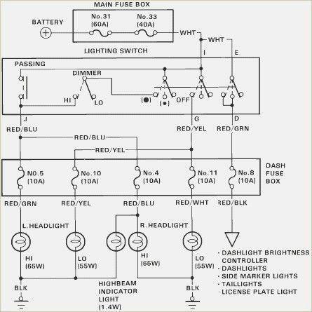 circuits 1988 honda civic tail light wiring diagram l ...
