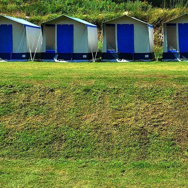 annikenastjernstromCharming camp in Sweden 🇸🇪 #alcatraz #sweden #camping #tent
