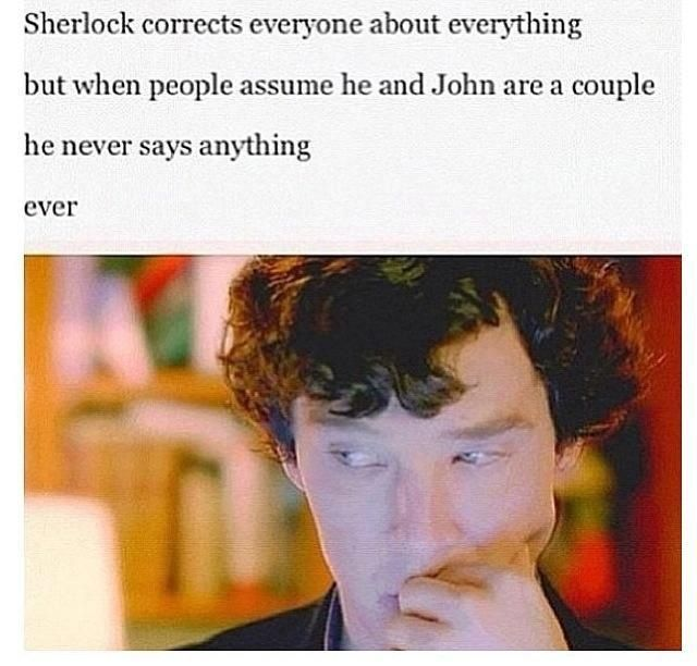 JOHNLOCK IS PRETTY MUCH CANON