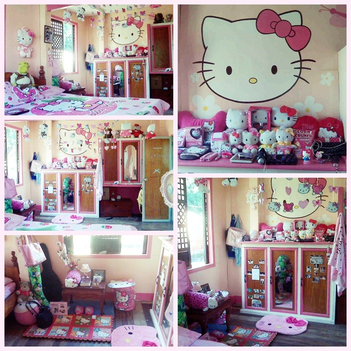 Bedroom Ideas Hello Kitty Soft Bedroom Colors Childrens Turquoise Bedroom Accessories Bedroom Decorating Ideas Gray And Purple: Best 25+ Hello Kitty Bedroom Ideas On Pinterest