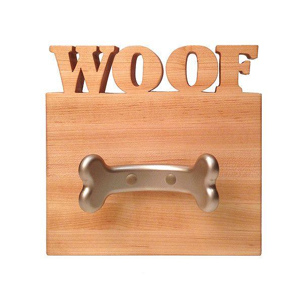 Dog Leash Hooks~ Woof