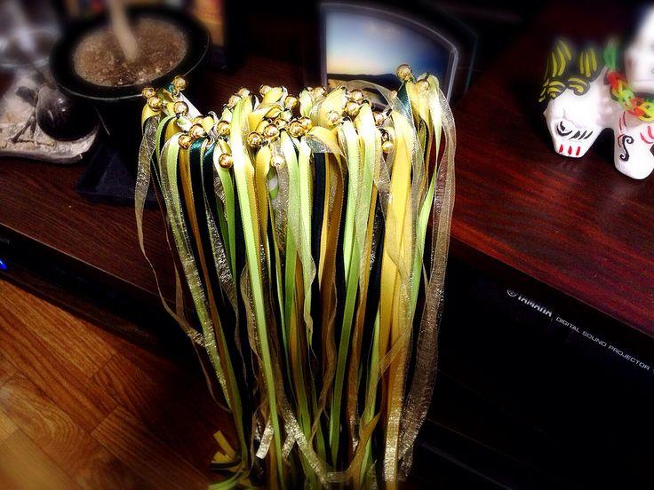 #Ribbon wands #リボンワンズ