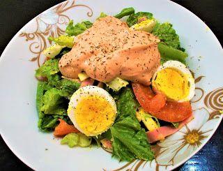 Οι συνταγές του Δίας!Dias recipes!: Σαλάτα του Σεφ Chef's salad my way