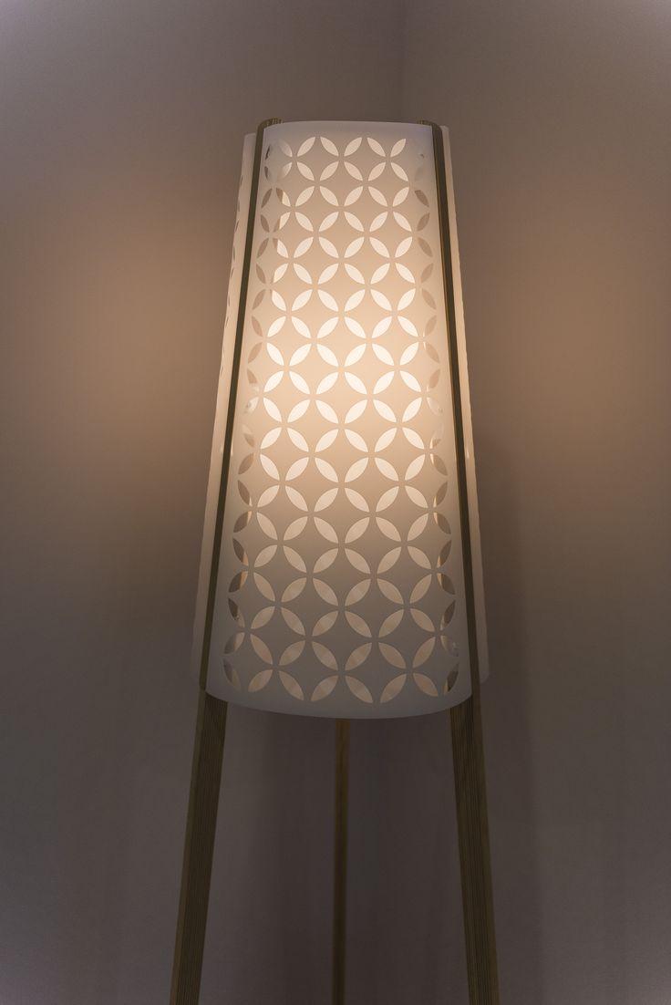 #lamp #interior #design #inspiration from Ausbuild Denham display home. www.ausbuild.com.au