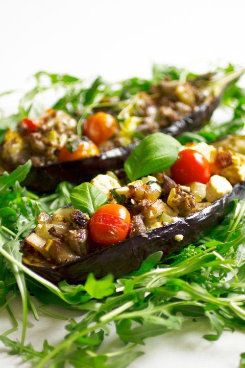 Lammfärsfylld aubergine  #ramadan #eidalfitr