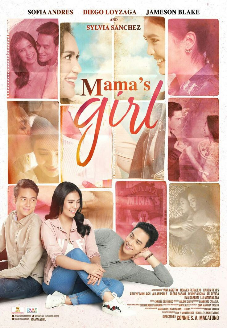 Mamas girl 2018 sofia andres girl movies full movies