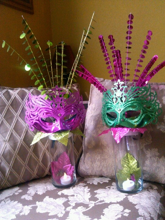 The best diy masquerade decorations ideas on pinterest