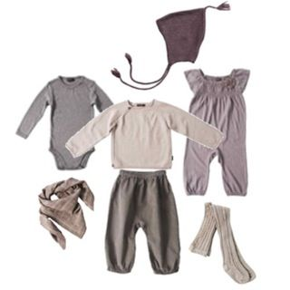 Norlie, timeless children's wear with a contemporary twist | Little Scandinavian