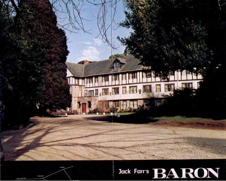 Marybrooke was previously known as Baron of Beef in the 1960's through to late 80's