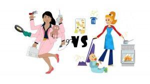 Setiap Ibu Adalah Pejuang, Stop Saling Tuduh Antara Ibu Pekerja dan Ibu Rumah Tangga