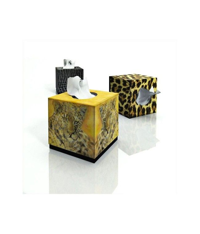 Tissue boxes -  High definition 3D model tissue boxes.