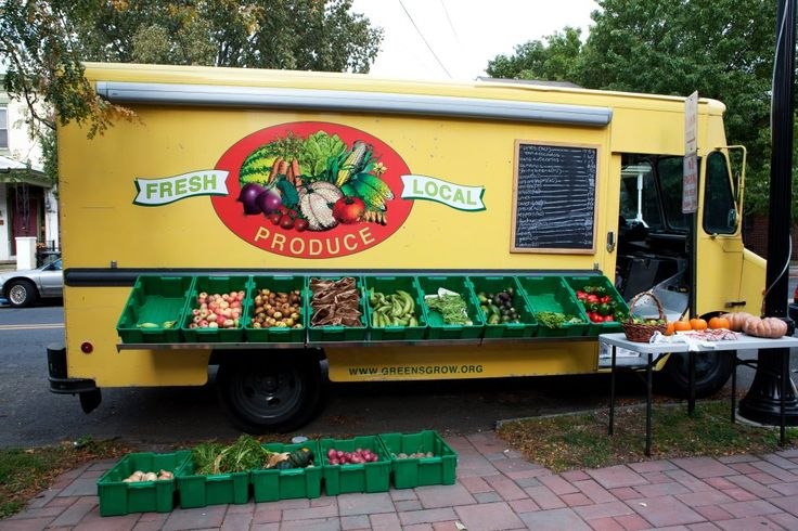 9 best images about grocery to go on pinterest fresh for Food truck design software