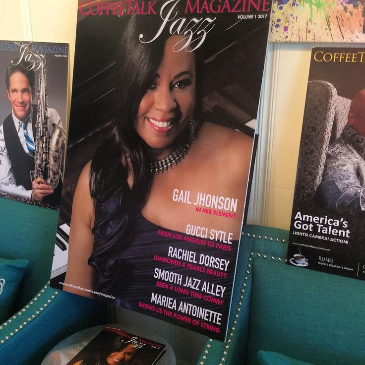 Ready for some free publicity? Special Limited Time Offer: For the first 300 people who purchase the very HOT Spring 2017 edition of #CoffeeTalkJazzMagazine this week featuring the fantastic piano/keyboard First Lady of Jazz, Gail Jhonson. I'll gift you a 30 minute LIVE radio interview promoting your business or brand.  CoffeeTalk JAZZ Magazine is available to Buy now! The cost is $20.00 for this CoffeeTable Collectible keepsake BUY IT NOW! https://www.coffeetalkjazzradio.com/store
