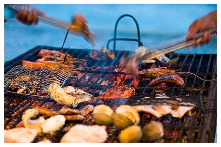 Echo Beach :: Seafood Resturant on the Beach :: Live band :: DJ :: Echo Beach, Canggu, Bali