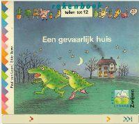 """Zwijsen Ouders - Digitaal prentenboek tellen tot 12: """"Een gevaarlijk huis""""."""