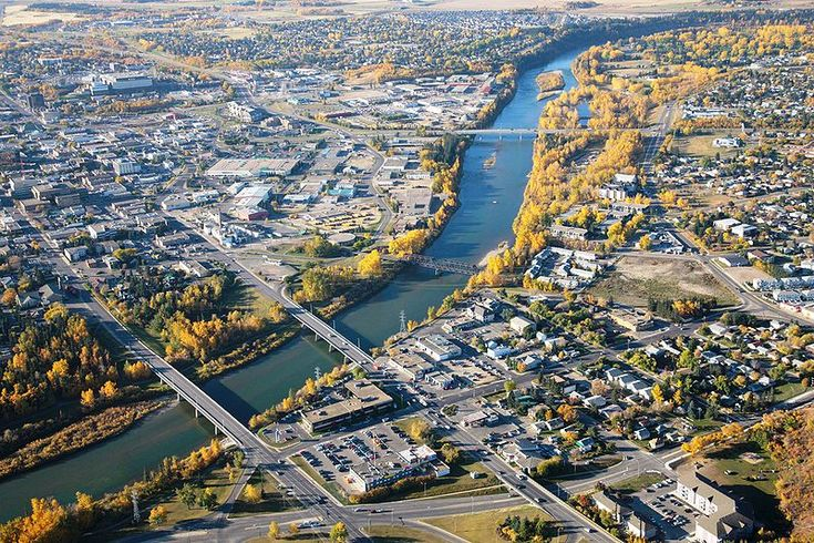 Red Deer, Alberta  #RedDeer #MLI #ESL #LearnEnglish #Canada #AB #Homestay #StudyinCanada