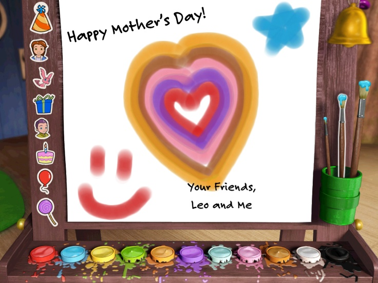 Happy Mother's Day from Kidaptive!