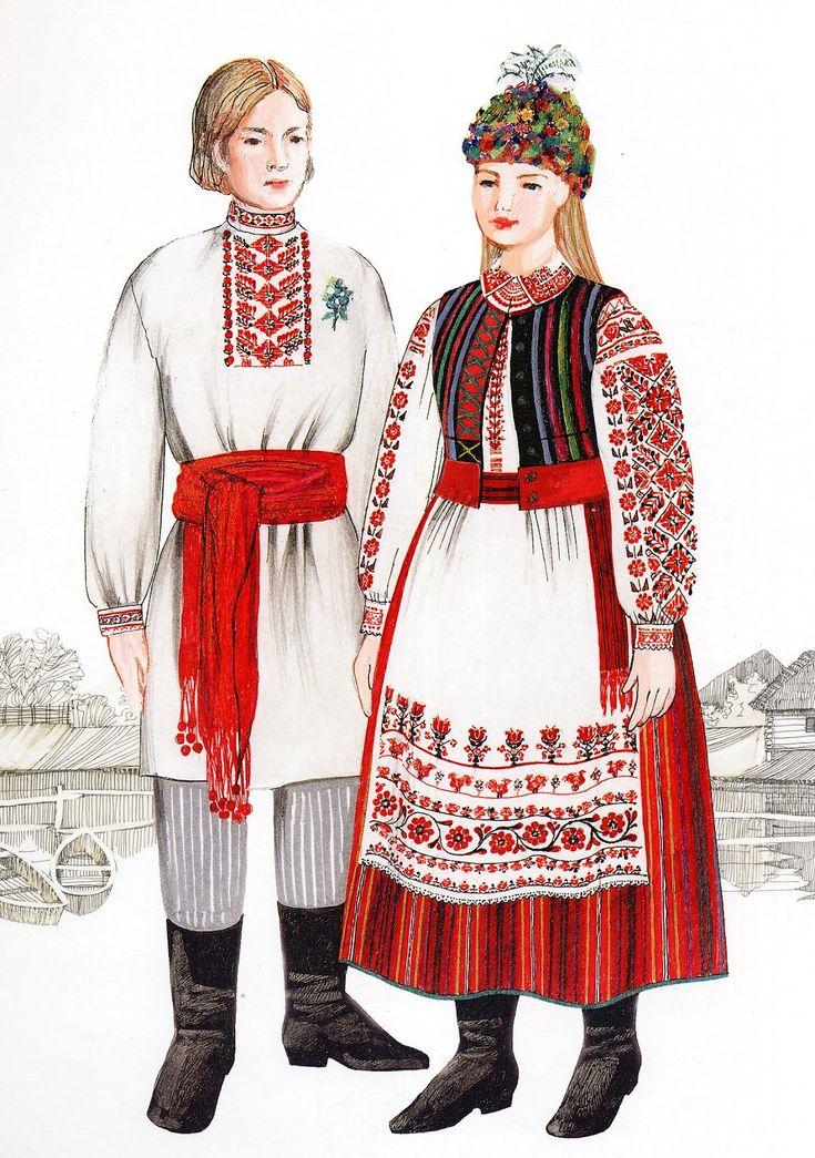Картинки национального костюма