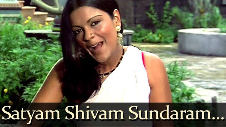 Satyam Shivam Sundaram - Title Song - Lata Mangeshkar (+playlist)