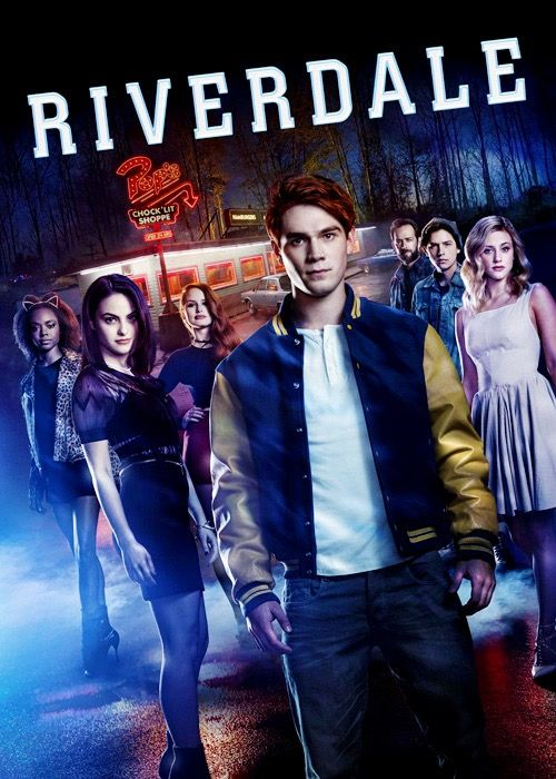 Riverdale  I like that they made the show dark.  It reminds me of The Secret Circle (another CW show).