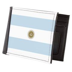 Argentina Flag Mens Wallet > Argentina > Flags of the world