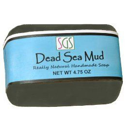 Soap for Goodness Sake Handmade Soap, Dead Sea Mud, Unscented || Skin Deep® Cosmetics Database | EWG