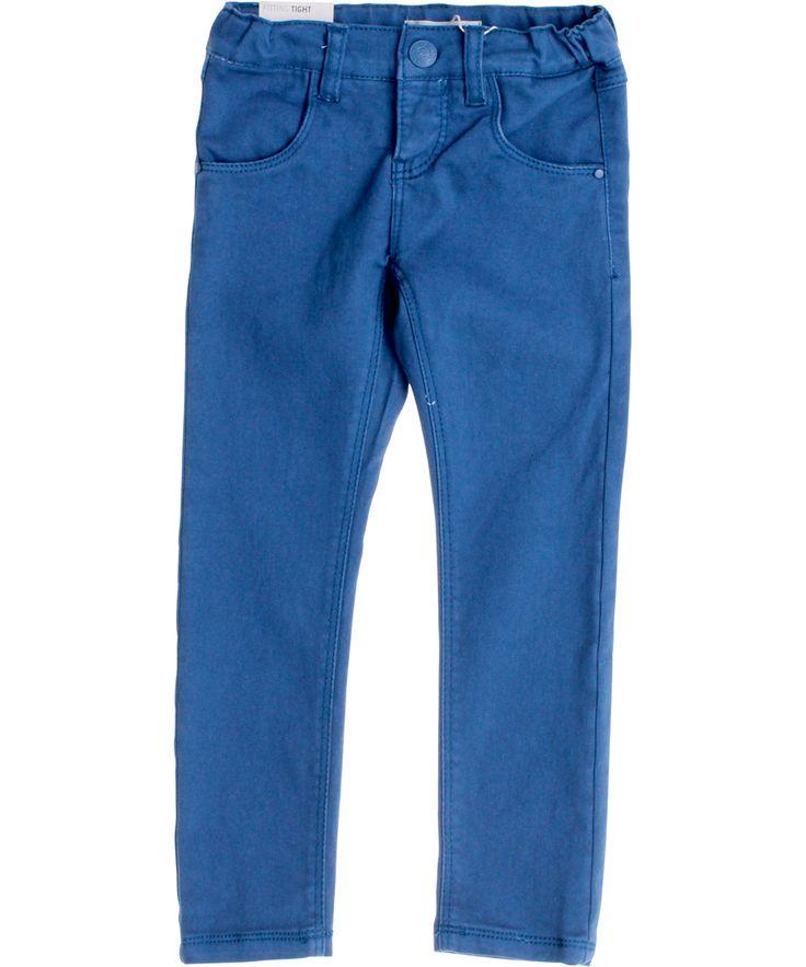 Name It toffe petrol blauwe legging met aanpasbare taille. name-it.nl.emilea.be