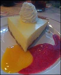 Key Lime Pie Recipe  from Fulton's Crab House  at Downtown Disney