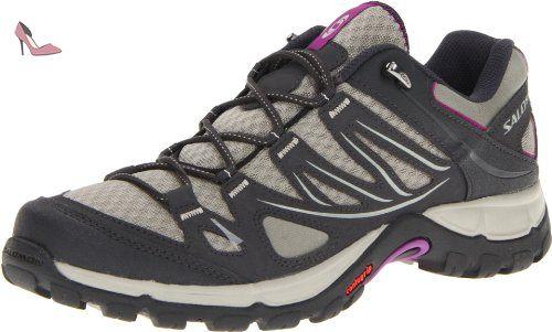 Salomon Ellipse Aero Women's Trail Chaussure De Marche - AW15 - 39.3 - Chaussures salomon (*Partner-Link)