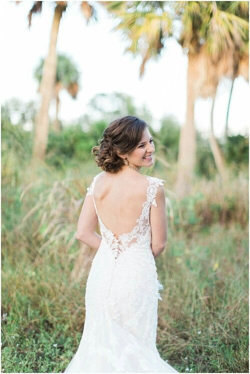 Martina Liana Wedding Dress Chelsea Erwin Photography #martinaliana #backless #weddingdress