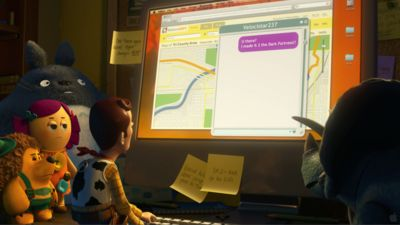 Totoro Makes Cameo in Pixar's 3rd Toy Story 3 Trailer - News - Anime News Network:AU