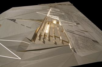 heneghan peng architects   The Grand Egyptian Museum Giza, Egypt