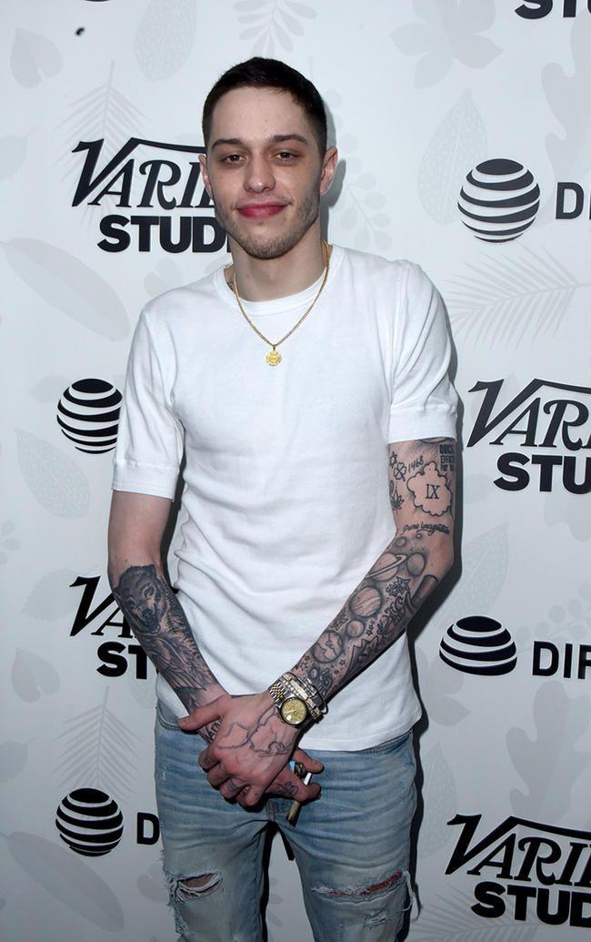 Pete Davidson Abandons Show After Club Owner Joked About Ariana