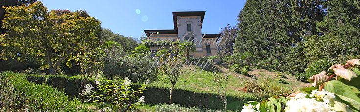 Historic villa with large park of 6000 sq. m. lake maggiore, luxury villas, The villa has been recently renovated