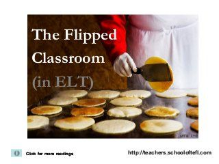 The Flipped ELT Classroom