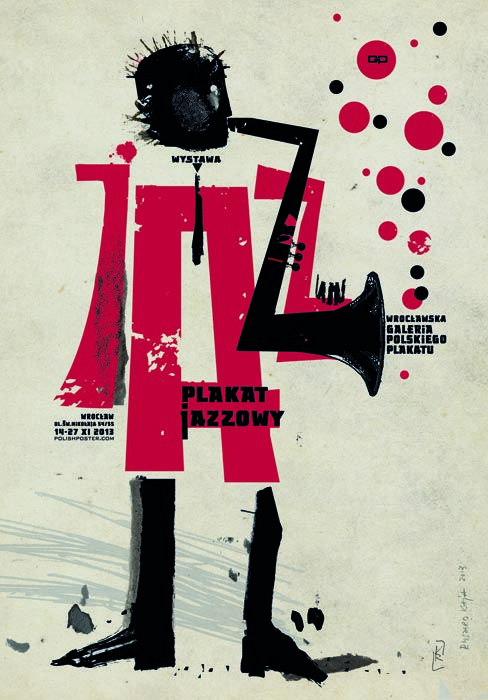 JAZZ Posters Exhibition, Polish Poster