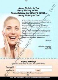 1000 Images About Salon Marketing Templates Gift Vouchers