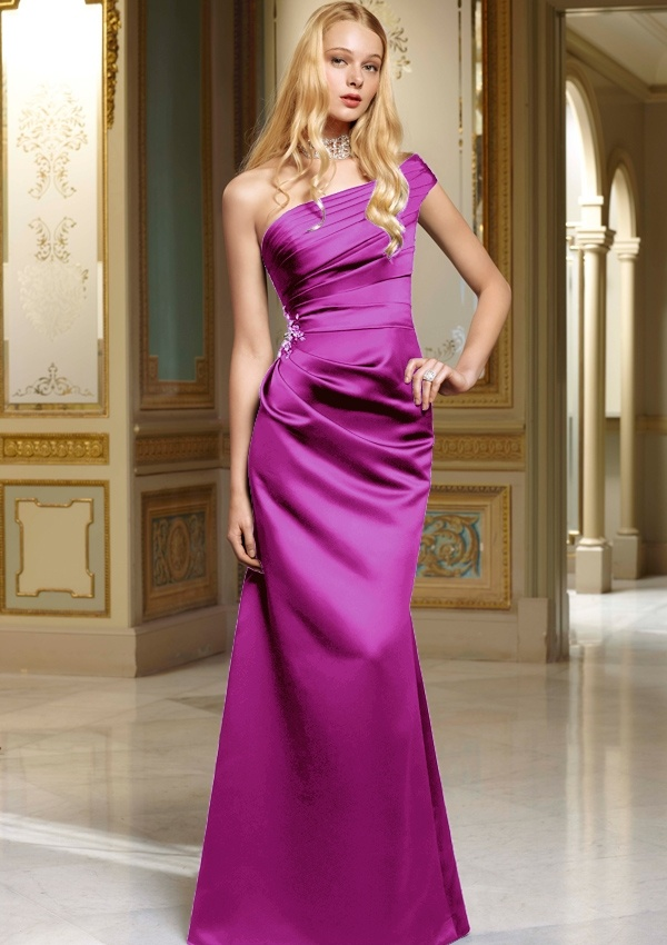 Mejores 54 imágenes de Bridesmaid Dresses en Pinterest | Vestidos de ...