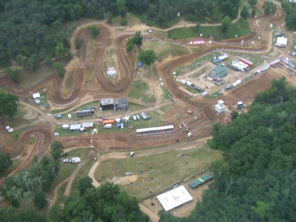 Millville national motocross track mn a lot of fun races for 90s house tracks