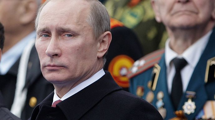 'My breathing mom was among corpses': Putin recalls his parents' WWII ordeal | Picture: Russian President Vladimir Putin (RIA Novosti)