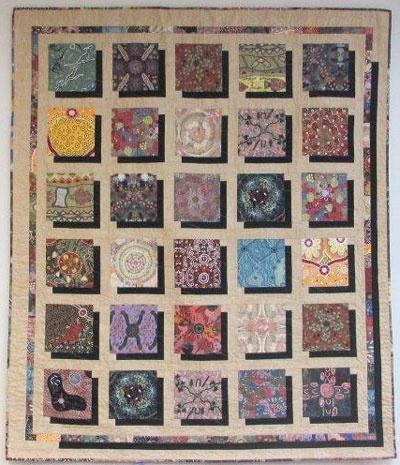 Shadow Window Box Quilt Pattern Free Quilt Pattern