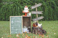 Bodas De Madeira do casal Lu e Huggo | Veja mais fotos em www.nossasbodas.com