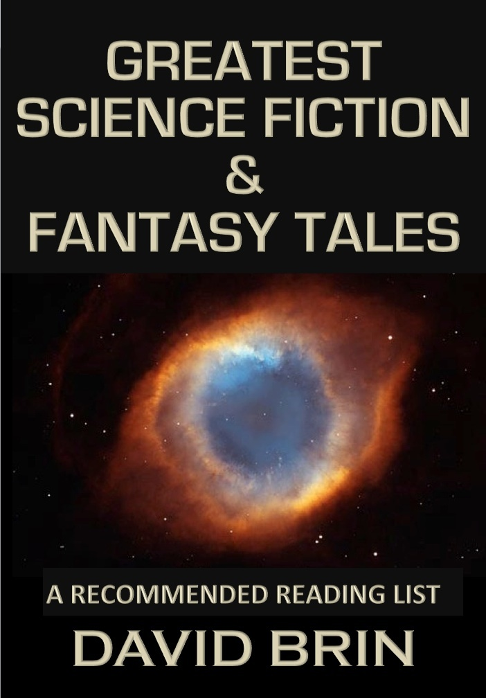 """Brin's List of """"Greatest Science Fiction and Fantasy Tales"""""""