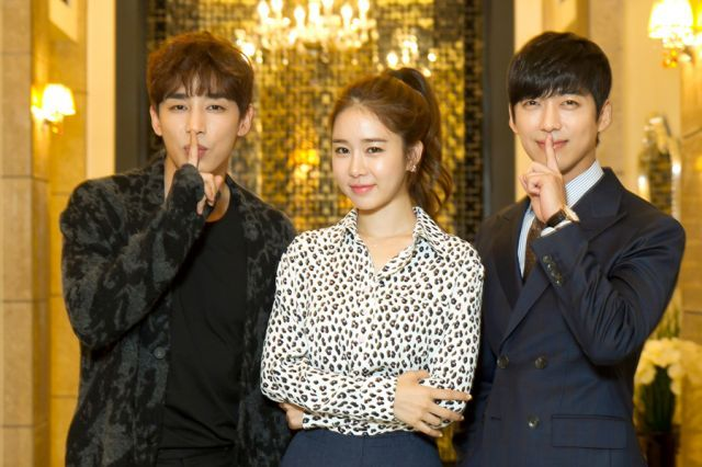 """CJ E&M Releases Exclusive Photos and Interview of Yoo In-na at """"My Secret Hotel"""" @ HanCinema :: The Korean Movie and Drama Database"""