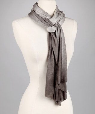 I need to learn how to tie a scarf like this