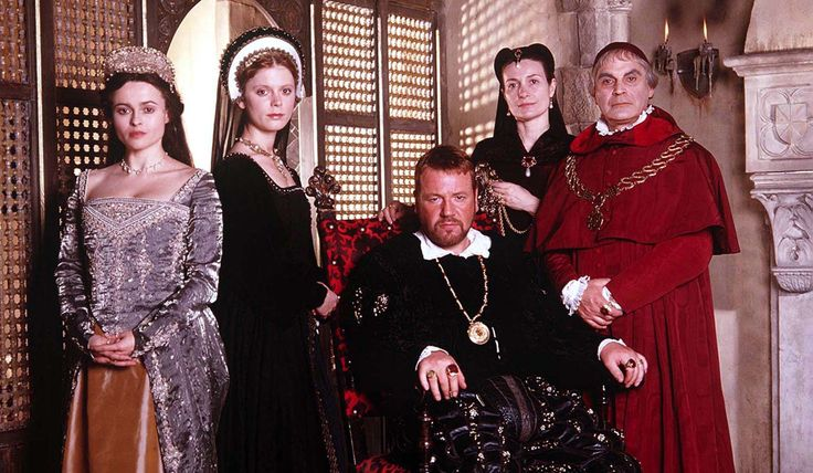 Krwawy tyran - Henryk VIII [2003]