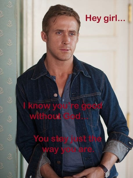 Oh Ryan.