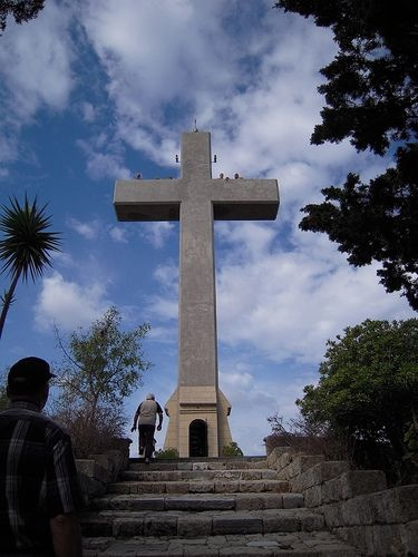 Filerimos Cross,Rhodes location information details - Guide2Rhodes